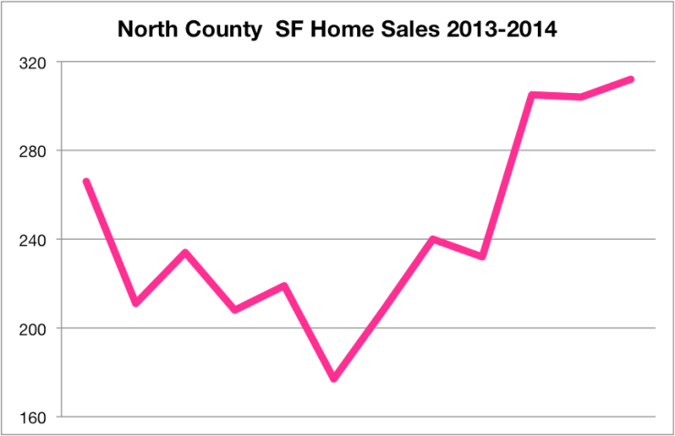 RECORD HOME SALES